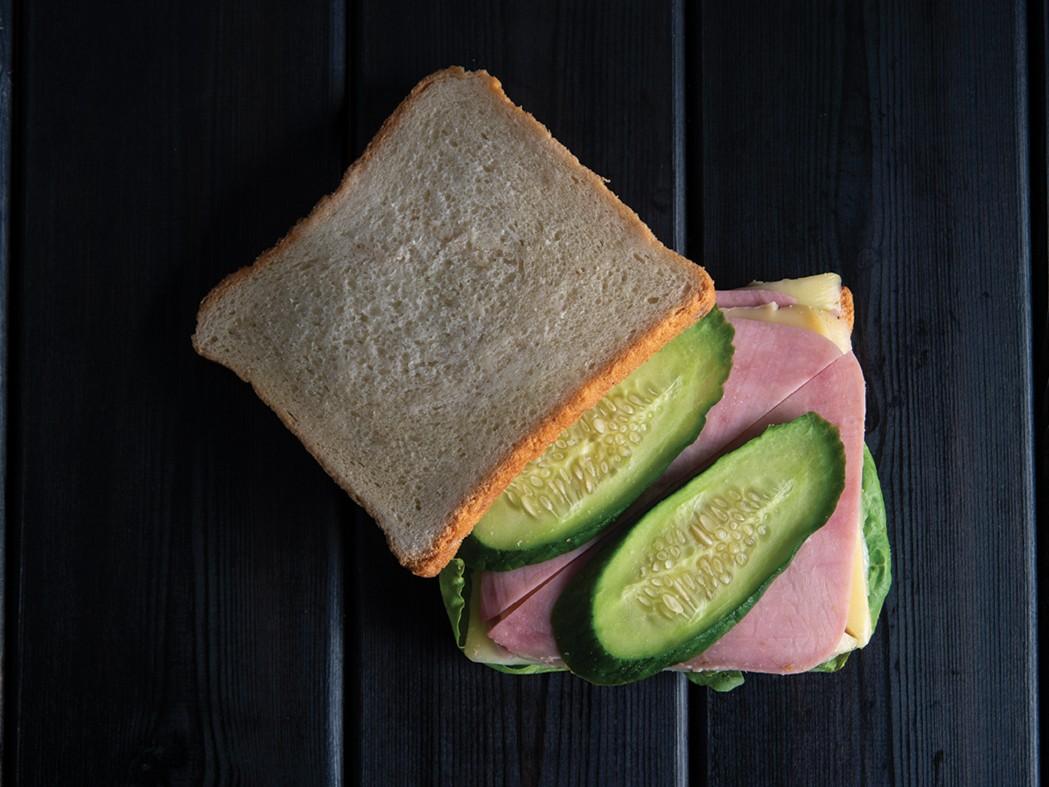 Sandwich Ham & Cheese