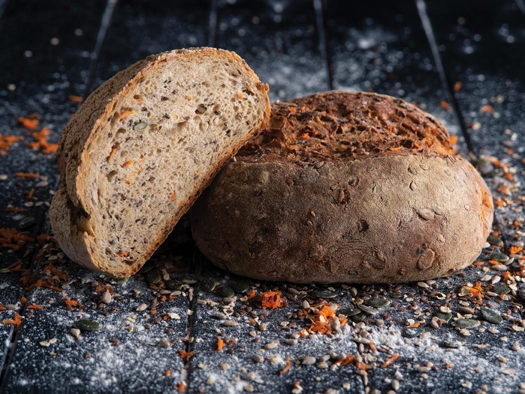 Pick-me-up bread